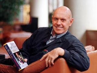 Muere Stephen Covey (1932-18 de julio de 2012)  a sus 79 años