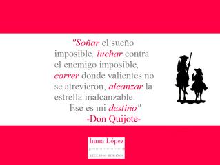 Comunicado de Don Quijote de la Mancha