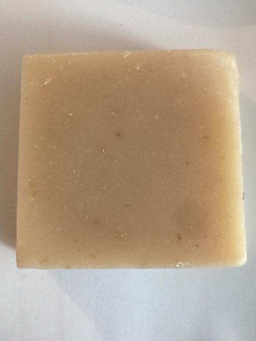 ORGANIC BATH SOAP - Patchouli Sandalwood