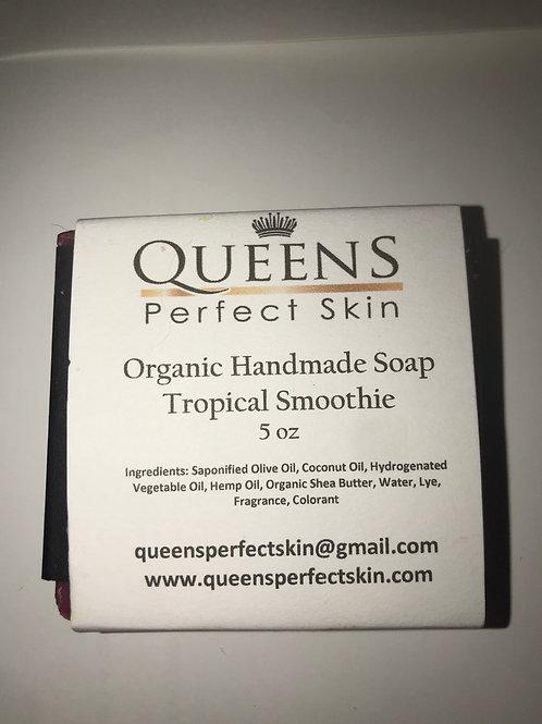 Organic Bath Soap - Tropical Smoothie