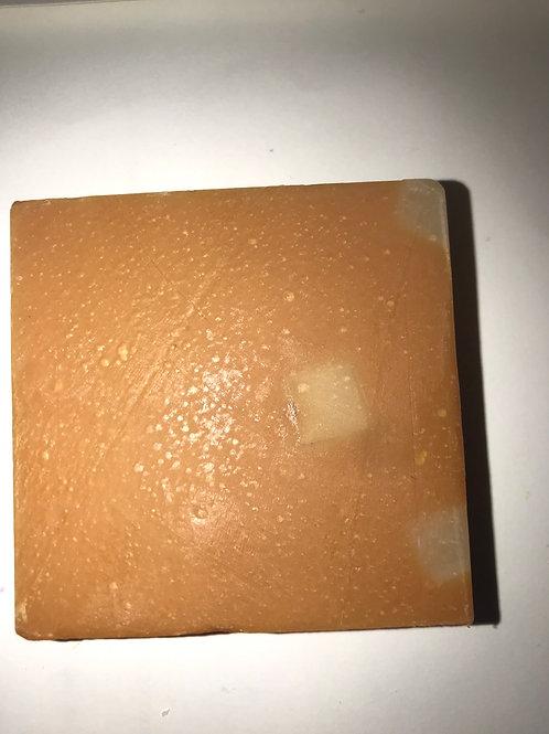 ORGANIC BATH SOAP - APRICOT CHAMOMILE