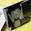 Ilustrativo Porta-retrato Formatura (10 X 15) - Formando