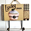 Gancho Decorativo de Madeira - Porta-toalha Modelos Vintage Lucky
