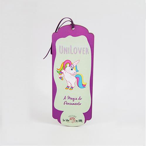 Placa Coleção Por Falar Em Amor - Unilover (Placa Decorativa) - ArteNac