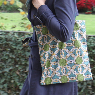 tote bag african style