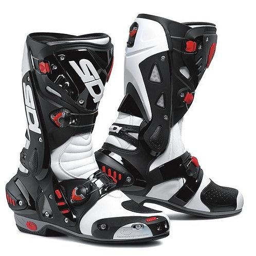 Sidi Vortice Boots White/Black