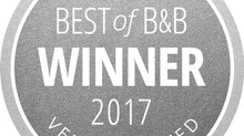 Best of B&B 2017, Vendor Voted