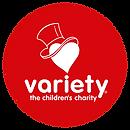 Variety Children's Charity TAS logo