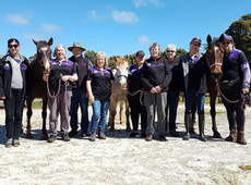 RDA North West Coaches, Volunteers and Horses