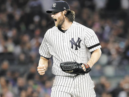 New York Yankees Sign Gerrit Cole to 9 Year/$324 Million Deal