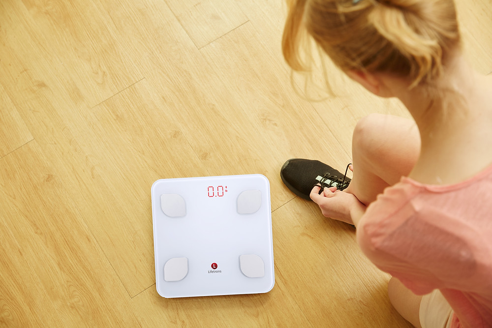 Weight Loss Monitor - BMI Monitor - Body Fat Scale