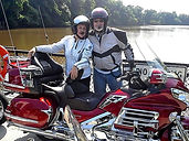 Al&Carole Elwell Ferry Ride1.JPG