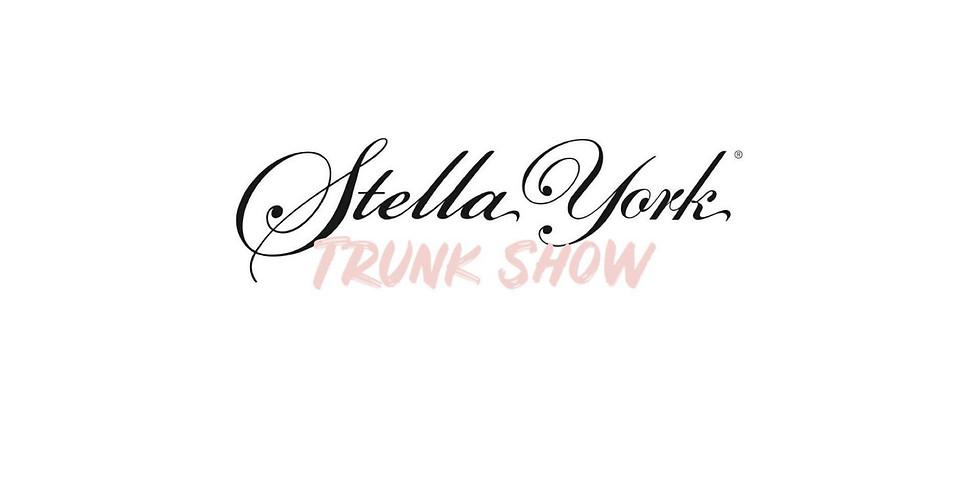 Stella York Trunk Show