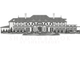 Shadowbrook At Shrewsbury® 2020 - Blk & Wht House LOGO