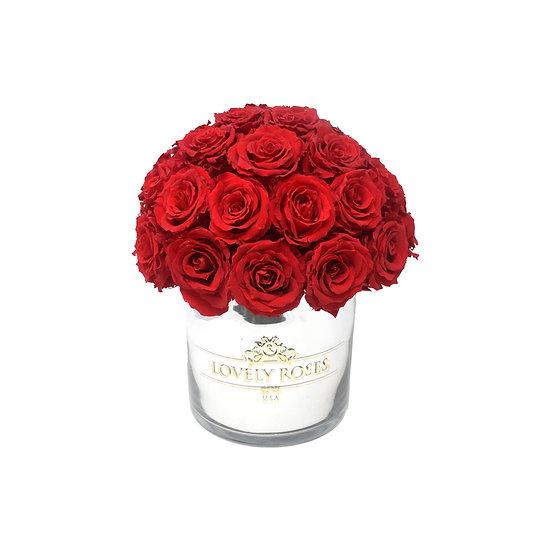 Medium Round Preserved Roses