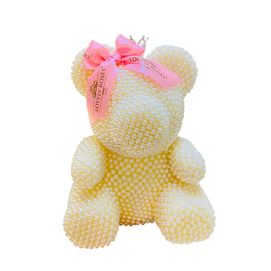 Lovely Teddy Bear 🧸 Pearl - ONLY MIAMI