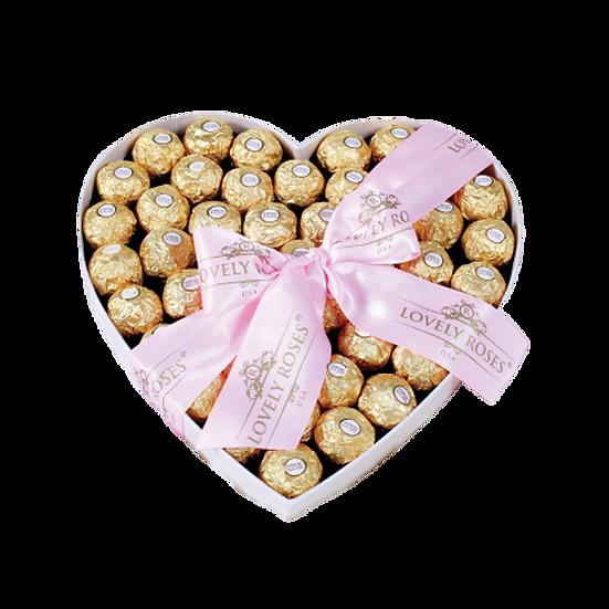 Lovely Box Chocolate