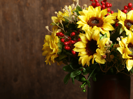 The Emotional Impact of Flowers