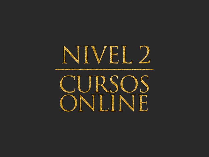 NIVEL 2 - CURSOS ONLINE