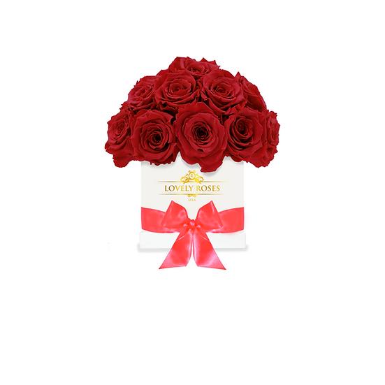 Mini Deluxe Preserved Roses