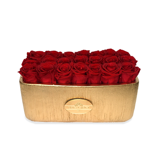 Rectangle Preserved Roses