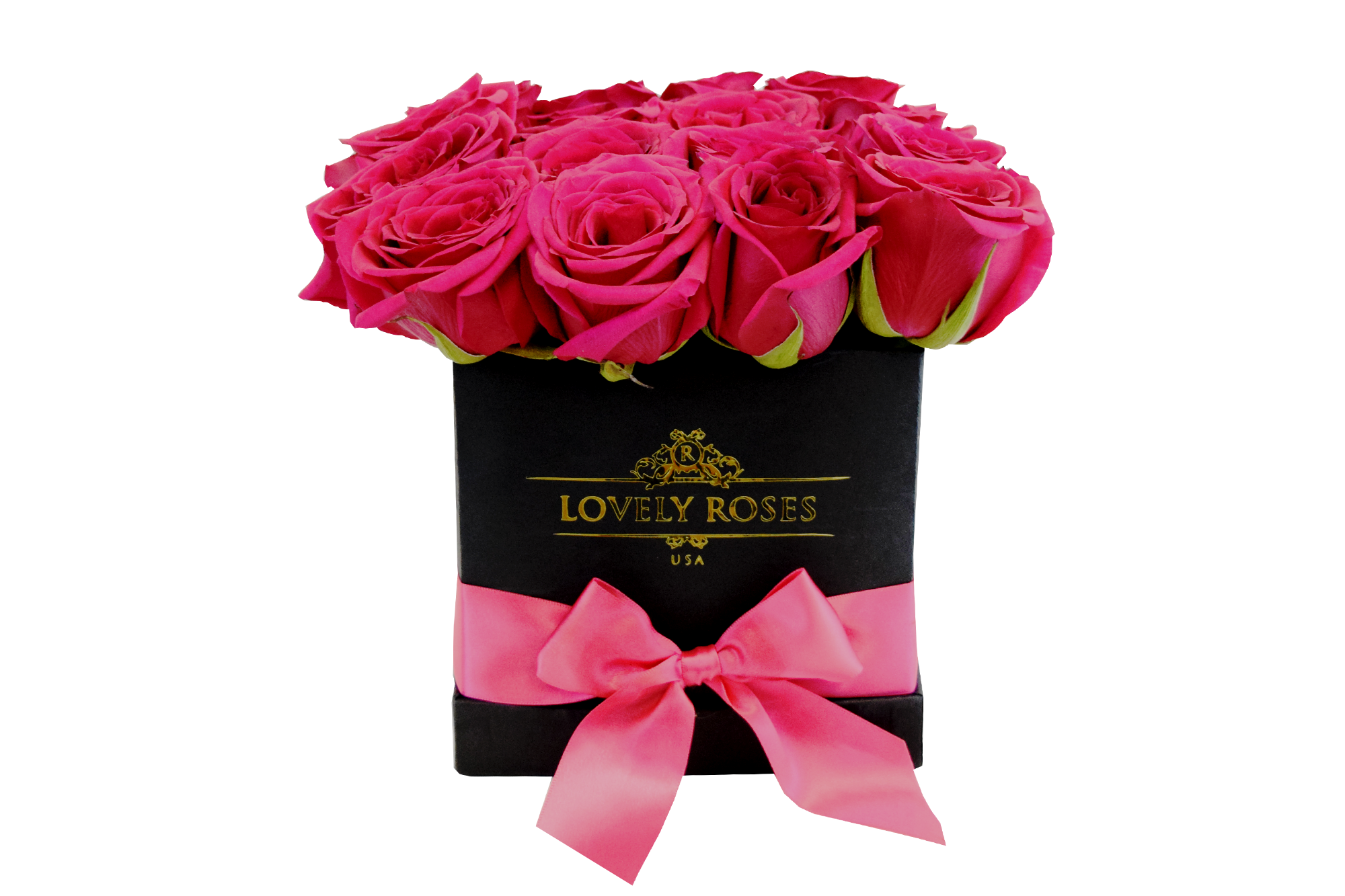 NATURAL ROSES BOX