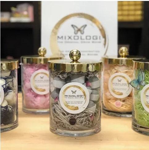 Mixologi Jars