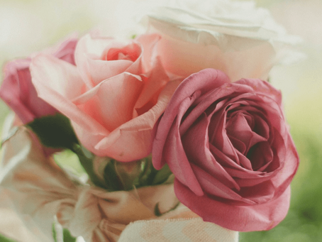 La verdadera belleza de las rosas preservadas