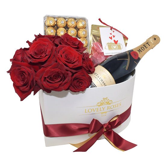 Special Valentine's Day Package/ Delivery Only in Miami