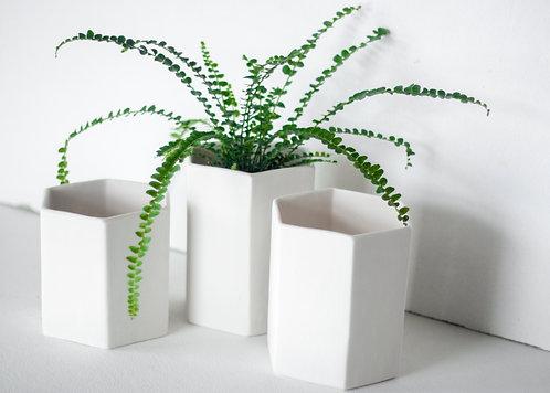 Hexagon Tabletop Planter