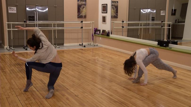 improv dance