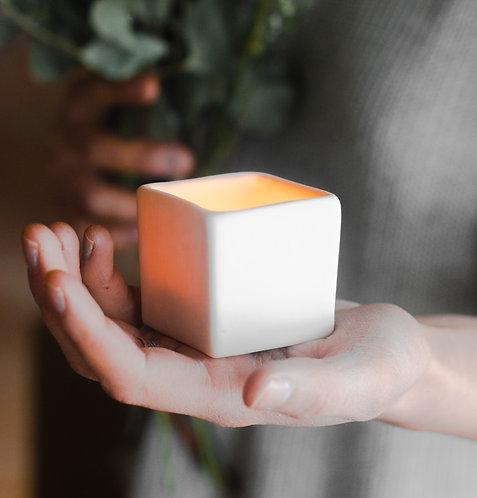 Square Tea Light Holder