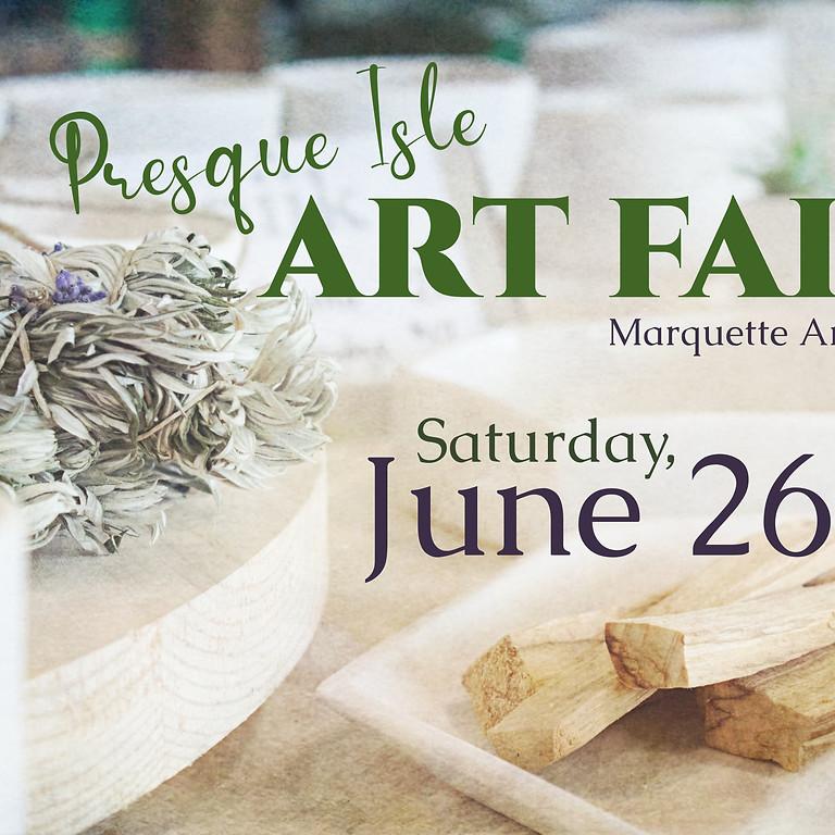Presque Isle Art Fair