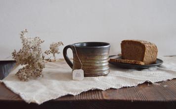 Earthy Ceramic Mug