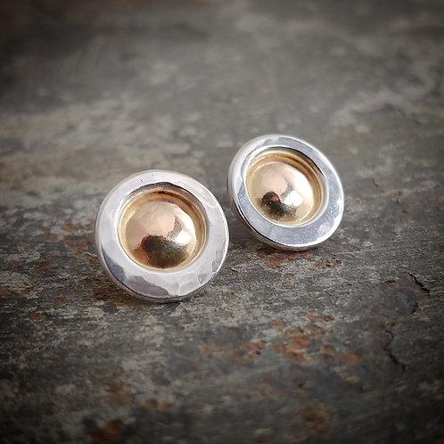 Solar V Earrings