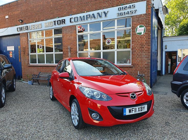 2011 Mazda 2 Sport 1.5 *SOLD*