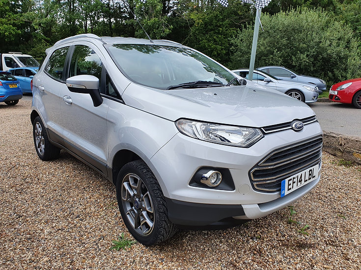 2014 Ford EcoSport 1.5 Ti-VCT Titanium X (X Pack) 5dr *SOLD*