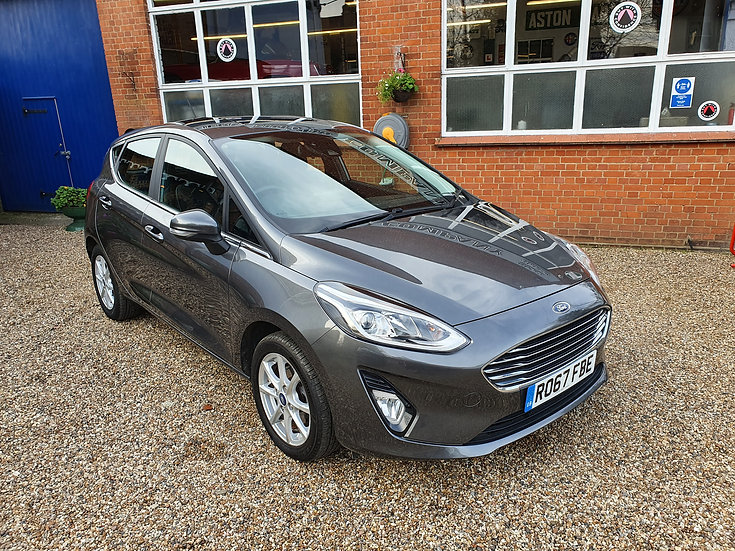 2017 Ford Fiesta 1.1 Ti-VCT Zetec (s/s) 5dr *SOLD*