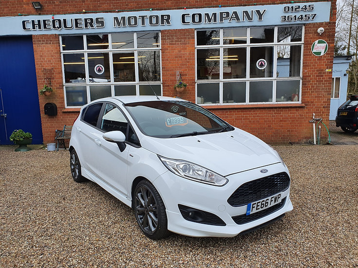 2016 Ford Fiesta 1.0 T EcoBoost ST-Line (s/s) 5dr *SOLD*