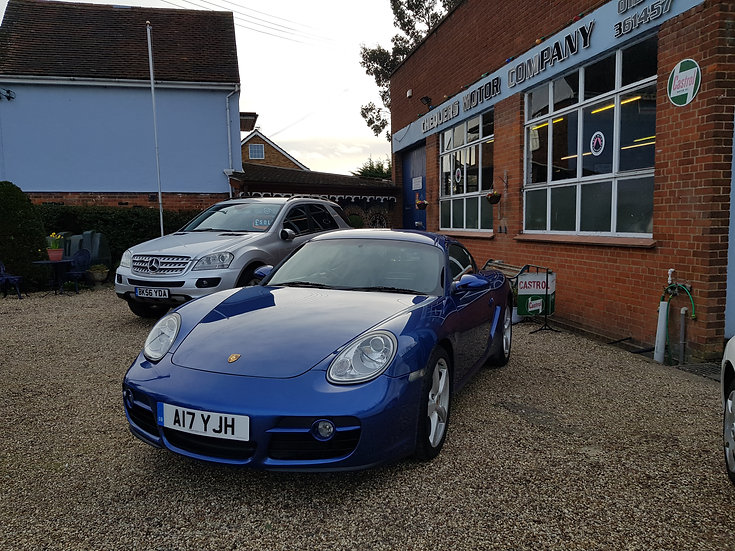 2007 Porsche Cayman 2.7 *SOLD*