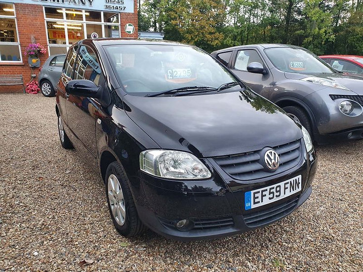 2010 Volkswagen Fox 1.2 3dr *SOLD*
