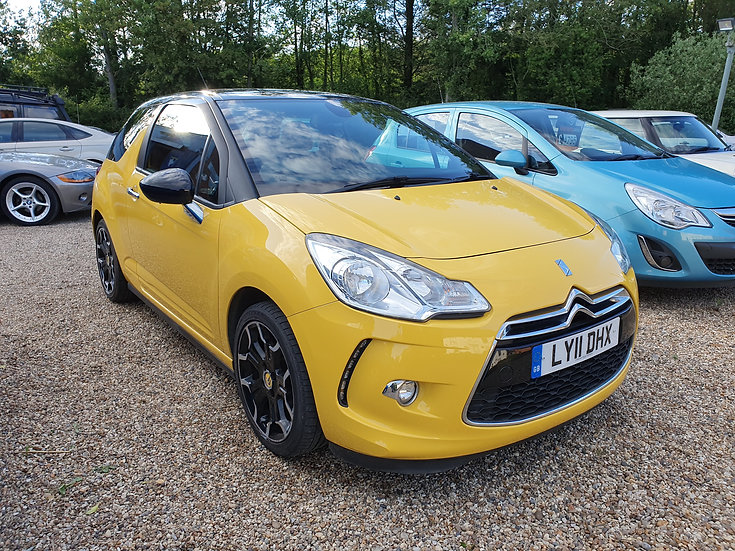 2011 Citroen DS3 1.6 D-Style Plus *SOLD*