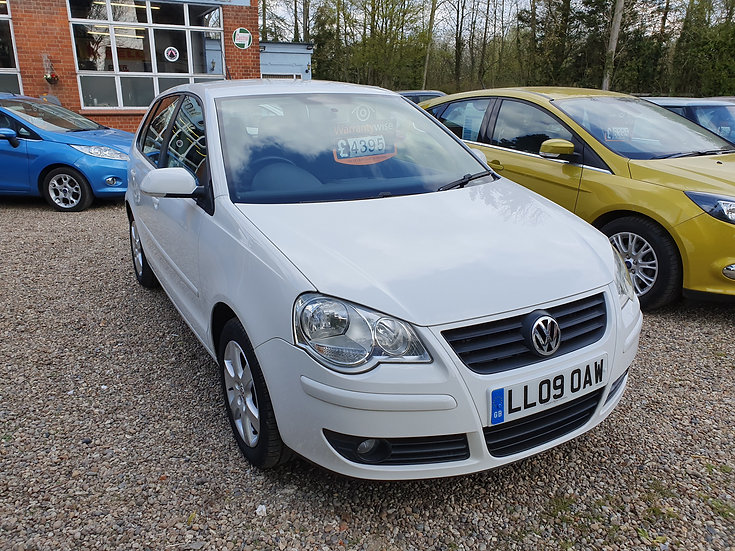 Volkswagen Polo 1.2 Match *SOLD*