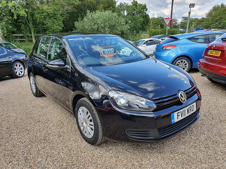 2011 Volkswagen Golf 1.2 TSI S 5dr *SOLD*