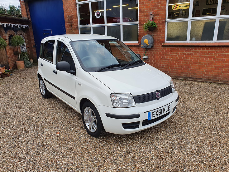 2011 Fiat Panda 1.2 MyLife 5dr (EU5)