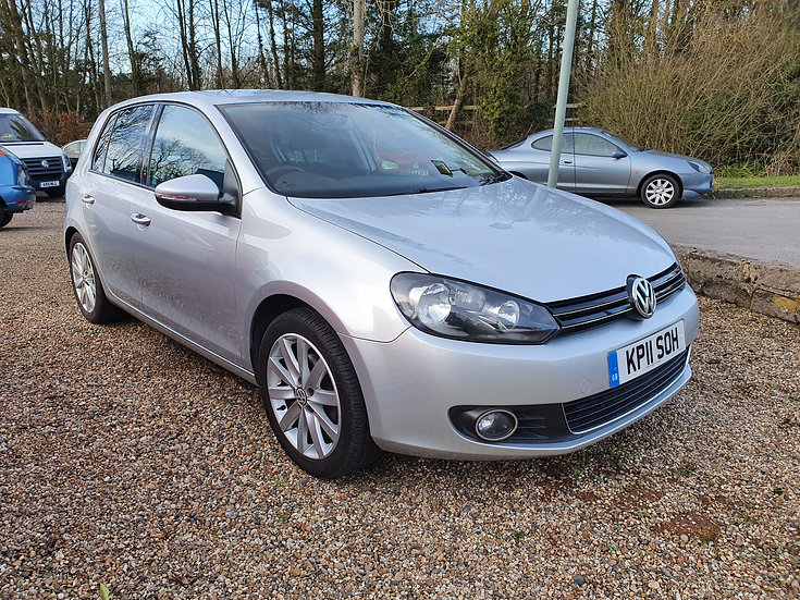 2011 Volkswagen Golf 2.0 TDI GT 5dr *SOLD*