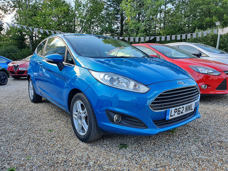 2013 Ford Fiesta 1.0 EcoBoost Titanium (s/s) 5dr *SOLD*