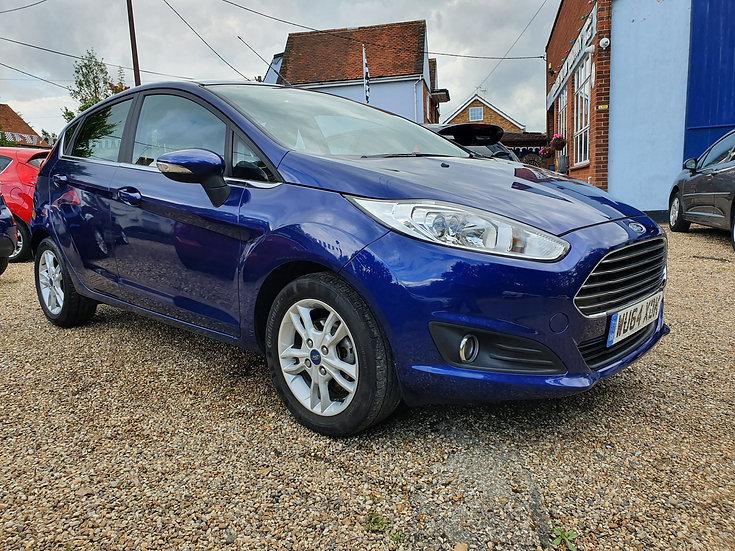 2014 Ford Fiesta 1.0 EcoBoost Zetec (s/s) 5dr *SOLD*