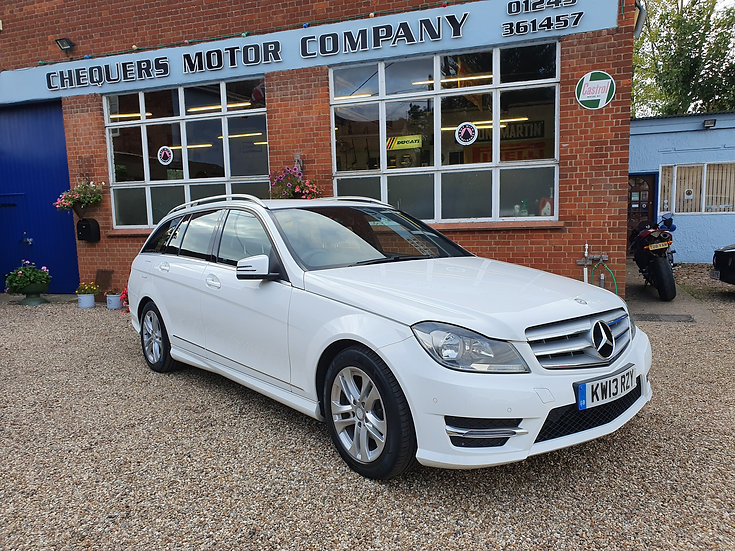 2013 Mercedes-Benz 2.1 C250 CDI AMG Sport 7G-Tronic Plus 5dr *SOLD*