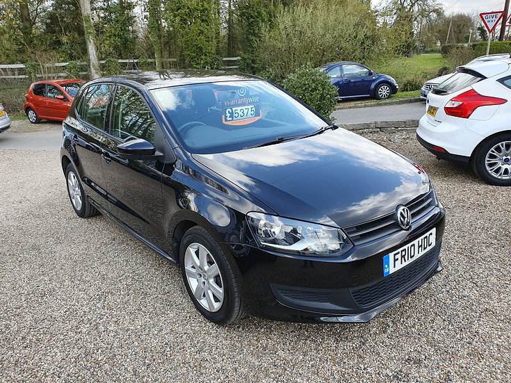 Volkswagen Polo 1.2 SE *SOLD*